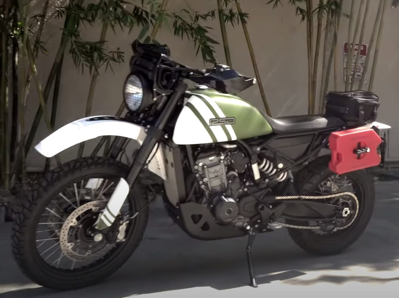 RSD Urban Assault KTM 790